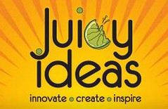 Juicy Ideas competition logo
