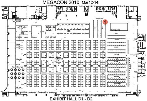 Megacon 2010