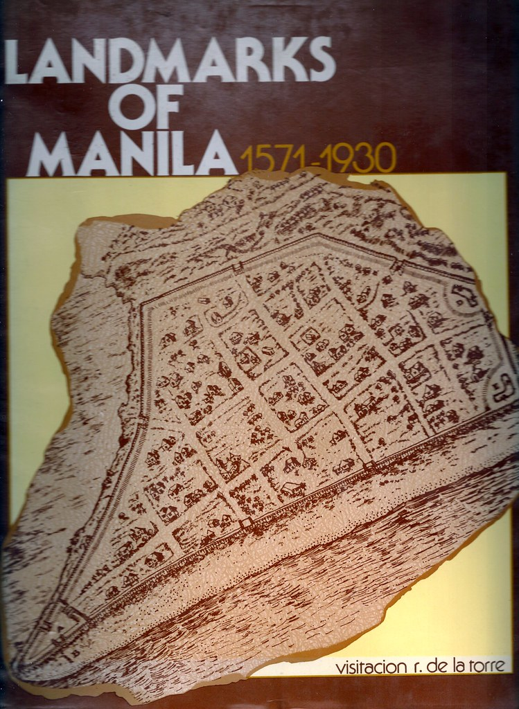 A Serendepitous Find:  Landmarks of Manila