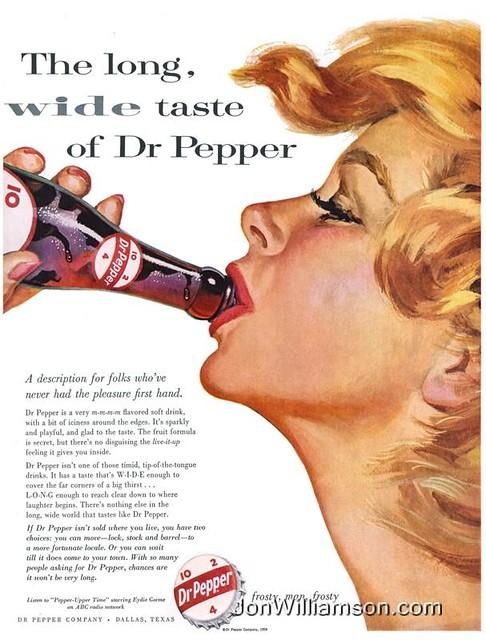 Dr. Pepper - 19590824 Life