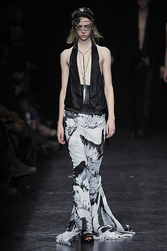 Favourite Spring Looks - Ann Demeulemeester