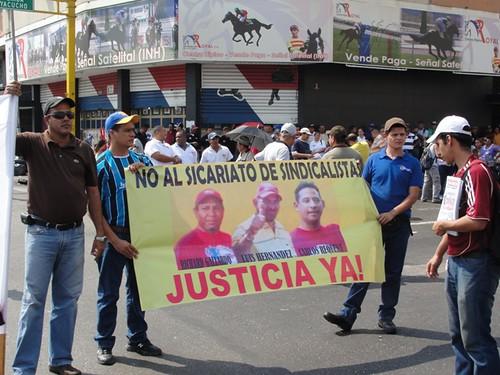 Justicia para Richard Luis y Carlos, 12 de marzo