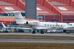 N795BA - 5031 - Private - Gulfstream G550 - Luton - 100311 - Steven Gray - IMG_8158