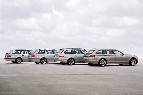 Bmw 6 Serija. BMW serija 5 karavan izvedba