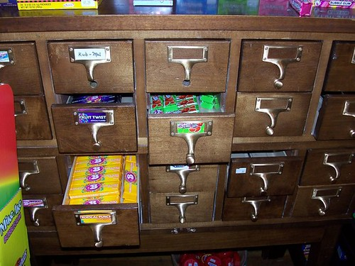 The Pinakes Card Catalogs