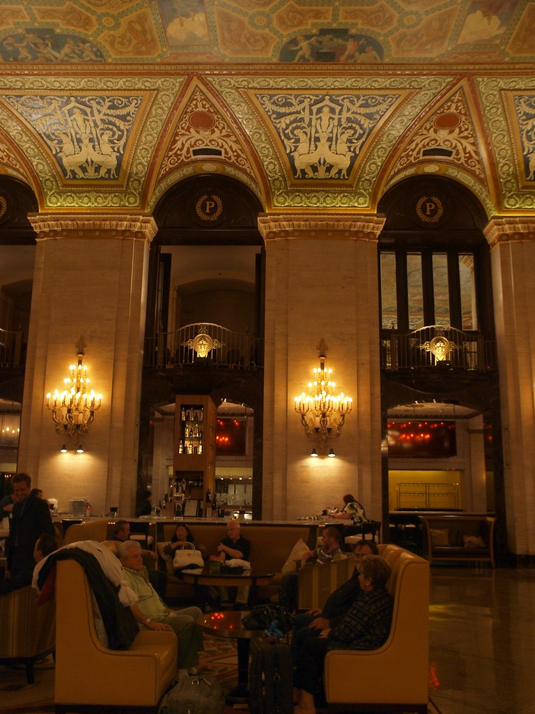 Palmer House, Chicago