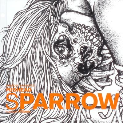 Pushead Sparrow Book