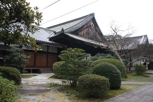 養源院 Yogen-in Temple