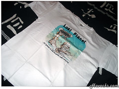 T-Shirt - LaTong - Lost Planet - 02