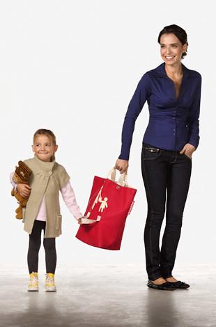 Tienda online con productos infantiles, La casa de los Roper