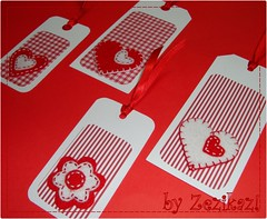 primeiras tags 3 (zezikaz) Tags: heart tag tags coração papel etiqueta