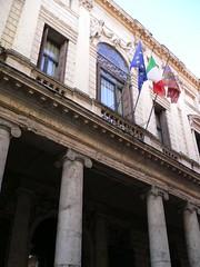 Vicenza - Bandiere Istituzionali (Luigi Strano) Tags: italy europa europe italia vicenza veneto 5photosaday