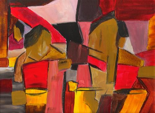 Cubism - Undercooked