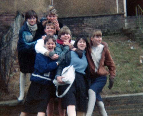 Joanny Martin 1980's