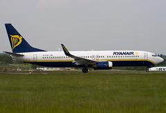 EI-CSZ - 32780 - Ryanair - Boeing 737-8AS - Luton - 080522 - Steven Gray - IMG_6597