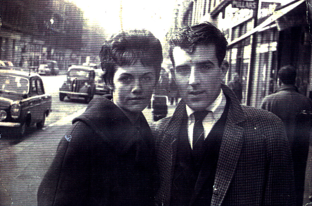 Winifred McGeogh and Jimmy Maklin, 1959.