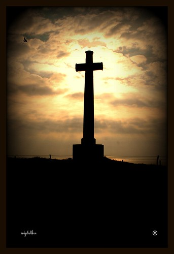 Cross Kilchoman Military cemetery