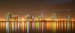 Manama View (Helminadia Ranford) Tags: bahrain view panoramic arabic arab arabia gcc manama