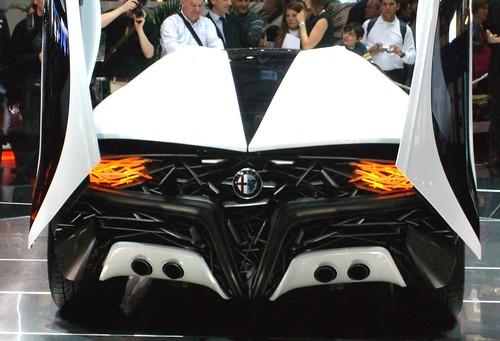 Bertone rear