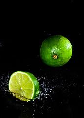 [フリー画像] [食べ物] [果物/フルーツ] [ライム]        [フリー素材]