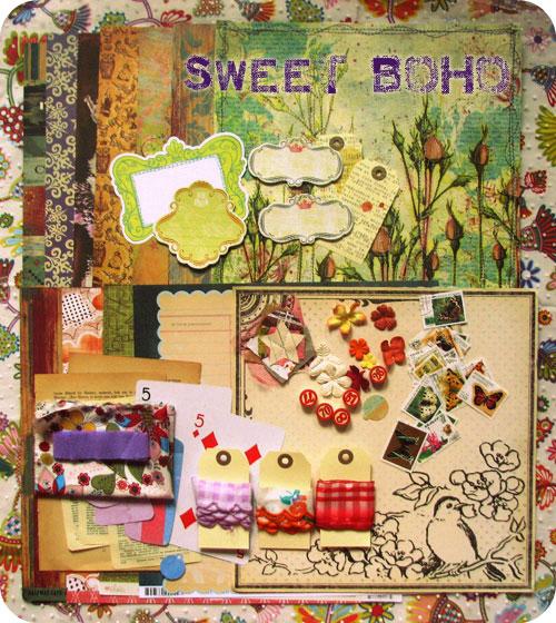 "Kit ""Sweet Boho"""