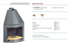 CAMINETTO-TRAD-AR-110-TGH-P (Sgarbi Srl) Tags: focolari tradizionali caminetti