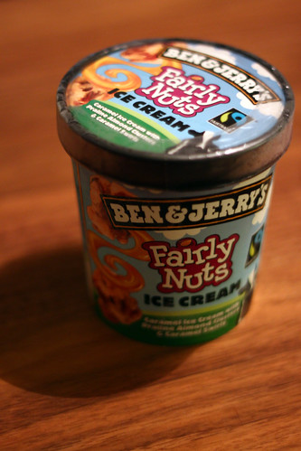 Ben & Jerry - Fairly Nuts