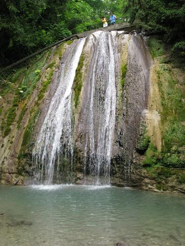 Сочи, Лазаревский район: 33 водопада