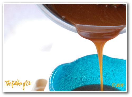 Butterscotch-Rum Sauce