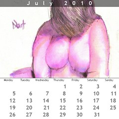 Ms Kitty July