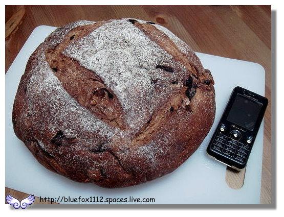 100323帕莎蒂娜-酒釀桂圓麵包11