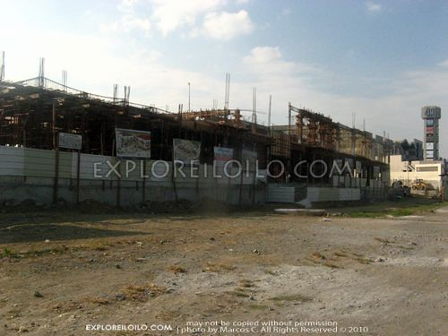 Plazuela de Iloilo Construction Update – 04/10
