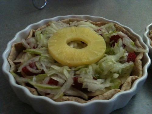 Pita Fruit Pie Step 6