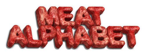meat alphabet