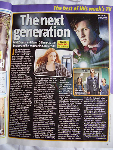 TV Choice, 3-9 April 2010