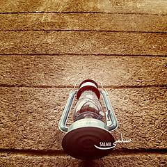 [5] (Salma Alzaid ) Tags: heritage lamp stone wall mud bricks culture saudi antiques lantern 2010   askme                salmaphotography aljnadria httpwwwformspringmemlg0o0fa salmaz
