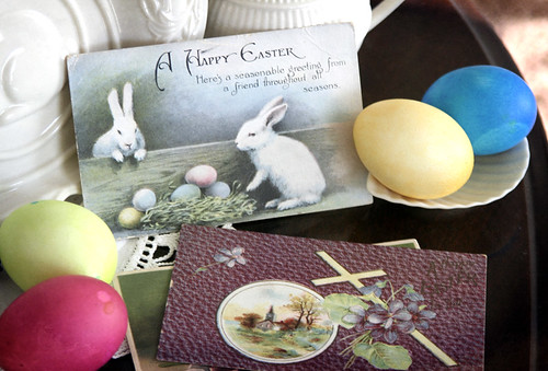 Vintage Easter Post Cards