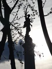anatomía del parque de la victoria de jaén: atenea nike