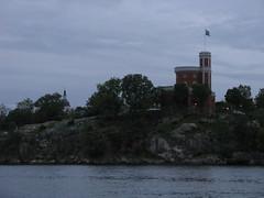 Stockholm (yann78) Tags: island boat sweden stockholm scandinavia bateau kastellet le sude kastellholmen