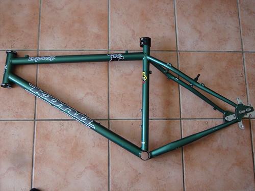 kona steel frame