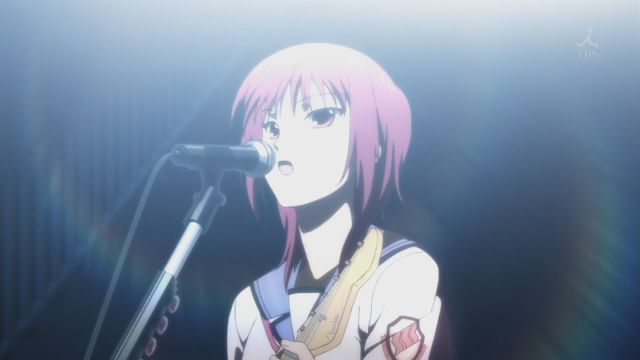 Angel Beats! 01 - 23