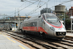 Bologna Centrale - FS ETR 600 (Guidotoni58) Tags: railroad italien italy station europa europe italia eisenbahn bahnhof trains bologna stazione fs emiliaromagna trenitalia ferrovia zge treni etr600 frecciargento