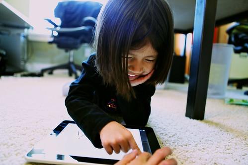 Alessi's turn on the iPad