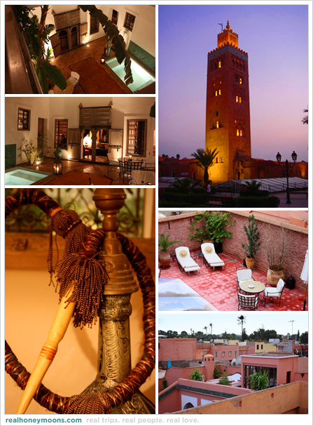 Moroccan Honeymoon