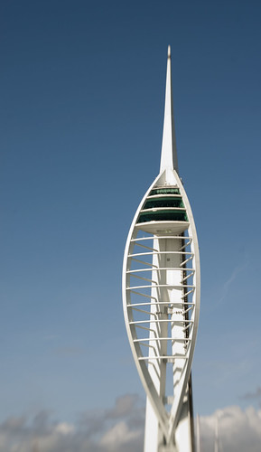 Lensbaby Spinnaker Tower