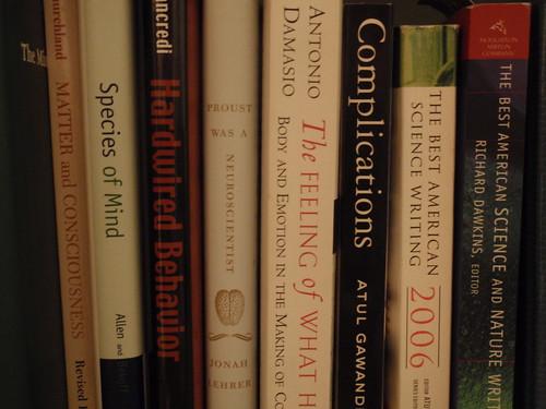 Brainiac Bookshelf