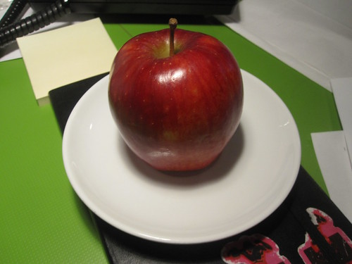 apple from the bistro - free
