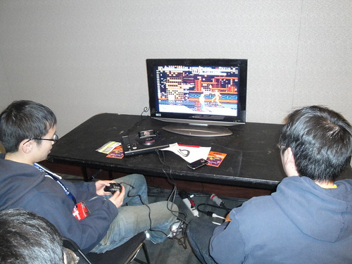 PAX East - Classic Gaming Room