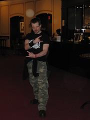 In the Arena bar (jonanamary) Tags: london royalalberthall gig opeth