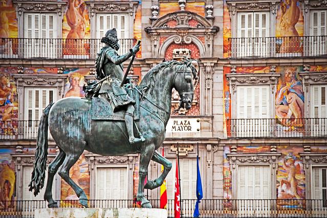 Plaza Mayor - Madrid